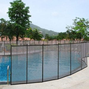 Giantex Pool Fence