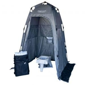 Cleanwaste Complete Portable Camping Toilet System