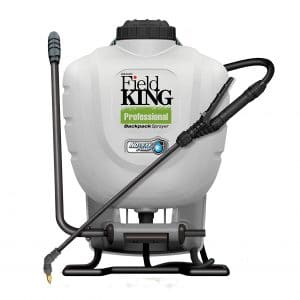Field King Professional 190328 Backpack Sprayer for Lawns and Gardens