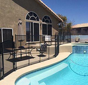 VisiGuard Pool Fence