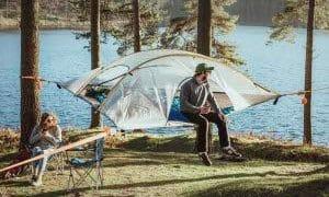 Hanging Tree Tents