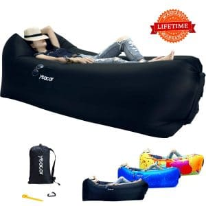 Yeacar Inflatable Lounger Air Sofa