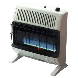 Mr. Heater 30,000 BTU VF30KBLUELP Propane Heater