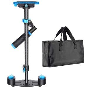 Neewer Carbon Fiber 24-Inch Handheld Gimbal Stabilizer