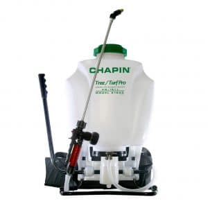 Chapin 61900 Stainless Steel Wand 4-Gallon Tree Backpack Sprayer