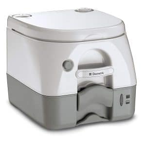 Dometic 301097206 Lightweight Toilet, Gray