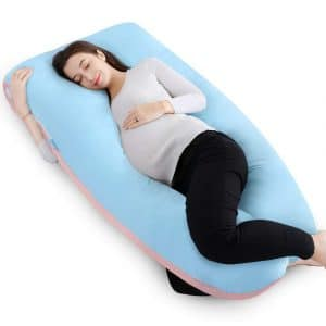 "Queen Rose 55"" U-shaped Maternity Pillow"