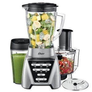 Oster Pro 1200 Smoothie Cup & Food Processor