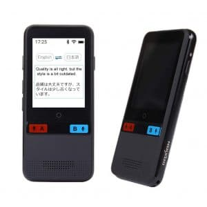 Smart Voice Language Translator Device