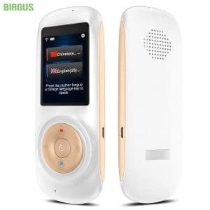 Instant Voice Language Translator Device