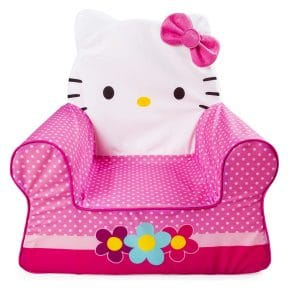 Marshmallow Furniture, Spin Master Children's Foam Chair