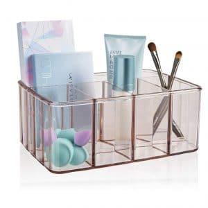 TORi Plastic Vanity Organizer