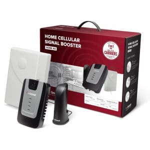 weBoost Home 4G 470101 Cell Phone Signal Booster