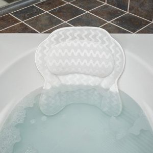 Bath Haven QuiltedAir Bath Pillow