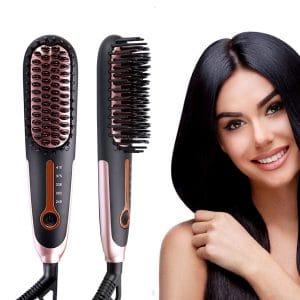 BUTURE Hair Straightening Brush 3.0