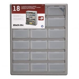 Stack-on DS-18-3 Drawer Storage Cabinet