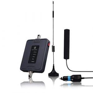Multiple Band Car, Truck and RV Signal Booster