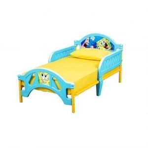 PnB Deals Plastic Steel Toddler Bed