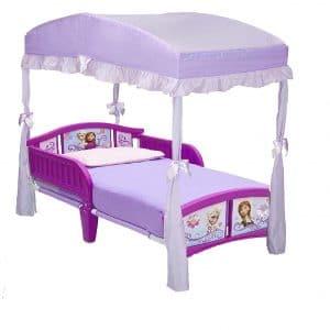 Delta Children Plastic Toddler Bed