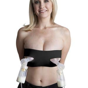 Pump Strap Nursing Bra, Adjusts with the Body