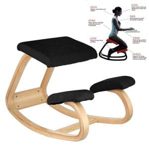 VEVOR Ergonomic Kneeling Chair