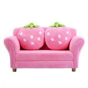 Costzon Kids Sofa, Children Couch Armrest Chair