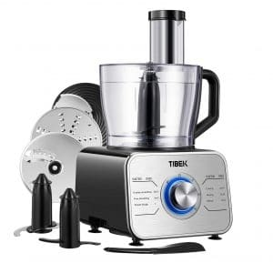 Food Processor 12-Cup, Multi-Function Food Processor