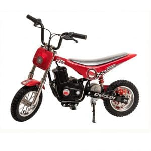 Burromax TT250 Electric Motocross Scooter, Red