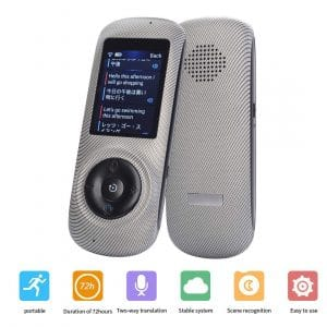 Instant Voice Translator Device