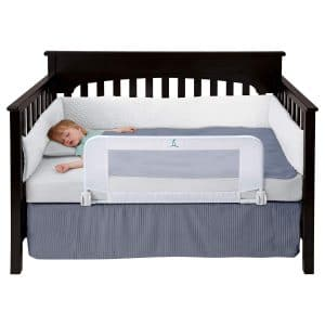 Hiccapop Convertible Toddler Bed
