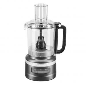 KitchenAid KFP0919BM 9 Cup Food Processor