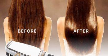 Hair Straightener Brushes