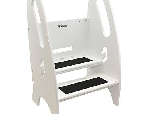 The Growing Step Stool by Little Partners