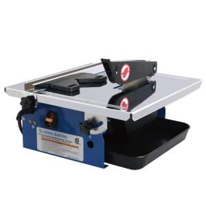 7-Inch Wet Tile Saw by Leegol Electric