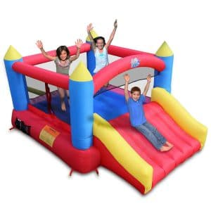 ACTION AIR Bounce House Slide Bouncer