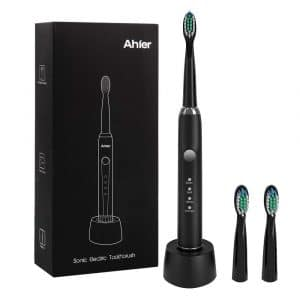 Ahier Electric Sonic Rechargeable Toothbrush