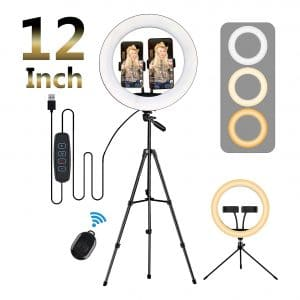 Begleri Ring Light with Stand