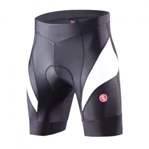 Eco-daily Men's 4D Padded Cycling Shorts