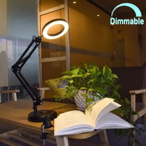 Flexible Arm Desk Lamp