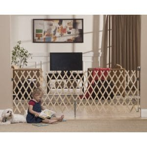 GMI Keepsafe 84″ Wood Expansion Gate