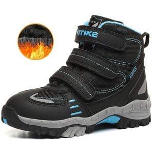 Littleplum Kids Winter Hiking Boots