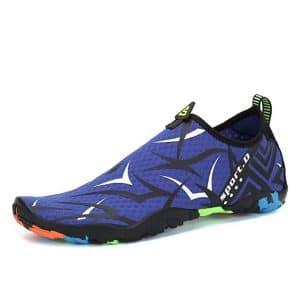 Mishansha Women's Men's Barefoot Beach Water Shoes