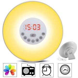 Totobay Wake up Light