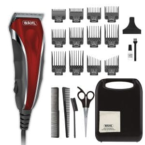 Wahl Clipper Haircut/Facial Multi-Purpose Grooming Compact Kit