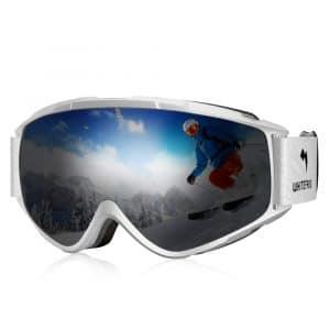 WhiteFang Ski Goggles