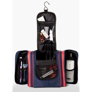 Zyfler Detachable Hanging Toiletry Bag