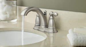 2 Handle Bathroom Faucets