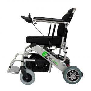 EZ Lite Cruiser - Standard Model Power Wheelchair