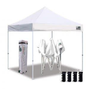 2. Eurmax 10'x10popup Up Canopy Tent