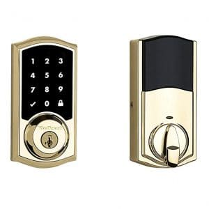 Kwikset 99160-019 Touchscreen Deadbolt